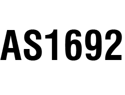 AS1692 Certification