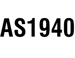 AS1960 Certification